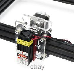 5500mw Desktop Laser Engraving Cutting Engraver CNC Carver DIY Printer 42H34S