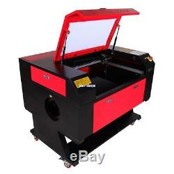 60W CO2 Laser Tube Laser Engraving Engraver Cutting Machine Laser Cutter