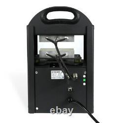 7 Ton 7T Rosin Press Machine Dual Heat Plates 2.4×5.9 Manual Rosin Press 110V