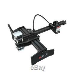 7000mW 2 Axis High Speed USB Laser Cutter Engraver DIY Engraving Printer Machine