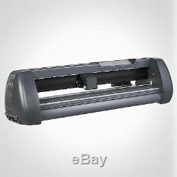 720mm Vinyl Cutting Plotter Sign Cutter 28 Usb Port Printer Sticker Sign Maker