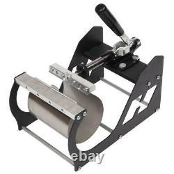 8 In 1 15 x15 Digital Heat Press Machine Sublimation for T-Shirt Mug Plate Hat