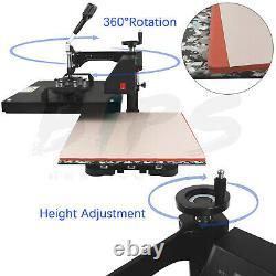 8 in 1 Combo 15x15 Heat Press Machine Mug Plate Hat T Shirt Submilation Transfer