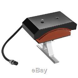 8 in 1 Heat Press Machine Digital Transfer Sublimation T-Shirt Mug Hat 15x15