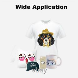 8 in1 Combo Heat Press Machine Digital Transfer Printing T-shirt Mug Hat 12X15