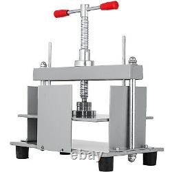 A4 Steel Bookbinder Press Screw Bookbinding Financial Receipt Flattening machine