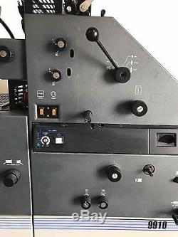 AB Dick 9910 offset press