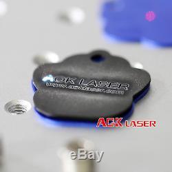 AOK LASER Desktop Fiber Laser Marking Machine engraver Marker Engraving 30watts