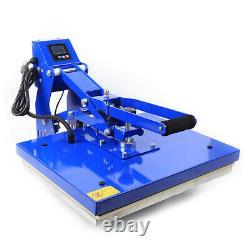 Auto Open 16 x 20 Magnetic T-shirt Heat Press Machine Sublimation Transfer USA
