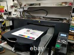 Brother GT-381 Direct to Garment Printer Tee DTG Shirt Printing