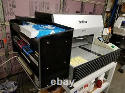 Brother GT-541 Direct to Garment Printer DTG Printer T-shirt Prints light shirts