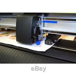 Bundle 24 Graphtec CE6000-60 PLUS Vinyl Cutter/Plotter + Oracal Vinyl + Tools