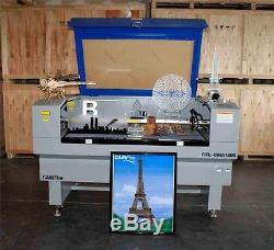 CAMFive cutting & engraving laser machine 50x26 work table 100W PRO Laser Tube
