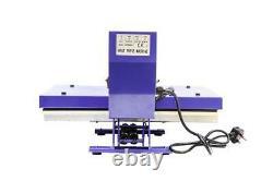 CLAM Heat Press HIGH PRESSURE Machine HPC480 40 x 50cm Sublimation T-shirt Print
