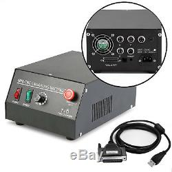 CNC 3040t Engraving Cutting Milling Machine Engraver 3 Axis 300x400mm USB Router