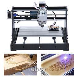 CNC3018 PRO Laser Engraving Machine Engraving & Milling Printer Cutting Wood DIY