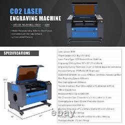 CO2 laser Engraving Cutting Carving Engraver Cutter Ruida Omtech 28x20 60W