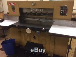Challenge Commercial Paper Cutter Size 370 model GPB