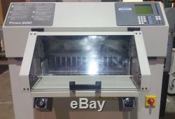 Challenge Titan 200 paper Cutter 2006 Warranty Included