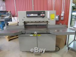 Challenge guillitine paper cutter 305MPX