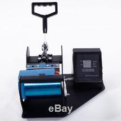 Cup Coffee Mug Heat Press Machine Transfer Sublimation DIY Print Thanksgiving