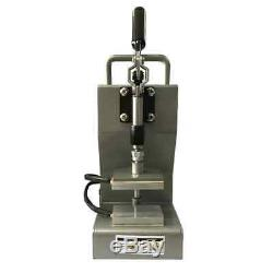 DEVIL PRESS S8 MINI MANUAL ROSIN PRESS Hydraulic Heating Plates Rosin Press