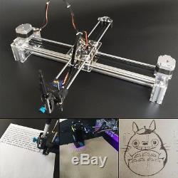 DIY Axidraw Writing Drawing Robot XY 2 Axis CNC Pen Plotter Engraving Machine