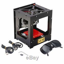 DIY Laser USB Engraver Cutter Engraving Carving Machine Printer CNC NEJE 1000mW
