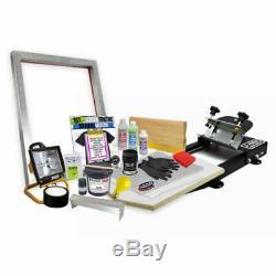 DIY X-Press© Screen Printing Starter Beginner Kit 11-2