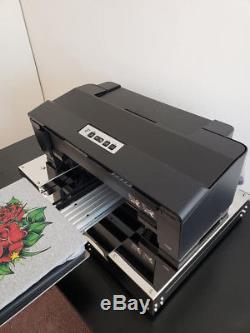 DTG 1430 Printer Direct To Garment Printer T shirt Printer Textile Printer