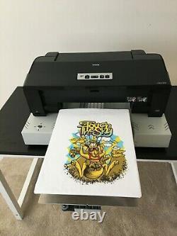 DTG Direct To Garment Printer T Shirt Printer Apparel Printer Textile Printer