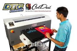 DTG M2 Direct to Garment T-Shirt Printer New