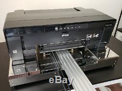 DTG P400 Printer Direct To Garment Printer Apparel T shirt Textile Printer