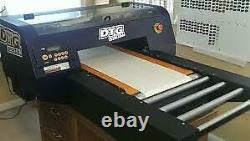 DTG Viper Direct to Garment Printer for Graphic Tees