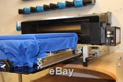 DTG printer, Direct To Garment Printer