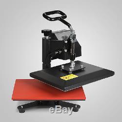 Digital Clamshell Heat Press Transfer T-Shirt Sublimation Machine 12 x 10
