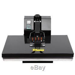 Digital Clamshell Heat Press Transfer T-Shirt Sublimation Machine 16 x 24