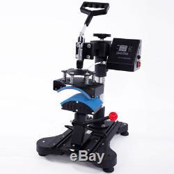 Digital Hat Cap Heat Press Machine Heat Transfer Machine DIY Print Pattern