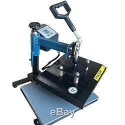 Digital Swing Away Heat Press Transfer T-Shirt Sublimation Machine 9 x 12 REF