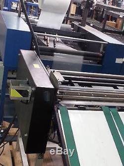 Dk laminator, Spartanics, die cutting