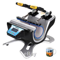 Double Station Mug Cup Heat Press Machine Sublimation For 10OZ 11OZ 15OZ 17OZ