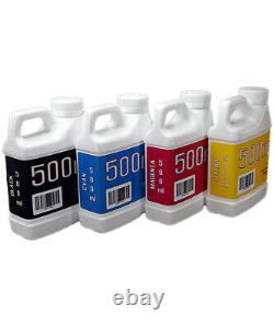 Dye Sublimation Ink 4-500ml bottles for Epson ET-2720 ET-2760 printers NON OEM