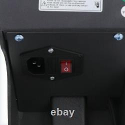 Electric 2x3 Rosin Heat Press Machine Dual Heated Plates Rosin Extractor Home