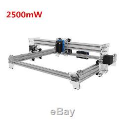 EleksLaser A3 Pro 2500mW Laser Printer Engraving Machine CNC Free Ship
