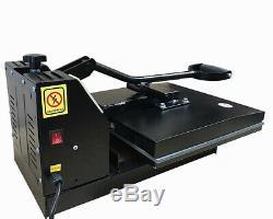 EphotoInc 16X20 SUBLIMATION DIGITAL HEAT PRESS MACHINE T-Shirt TRANSFER Press Z