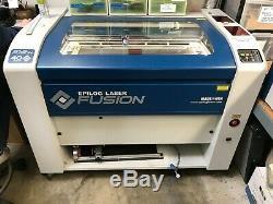 Epilog Fusion Laser Engraver 32x20 40 Watt