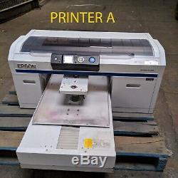 Epson F2000, DTG, t-shirt, tee shirt, printer, printing, direct to garment