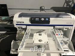 Epson F2000 SureColor DTG Printer