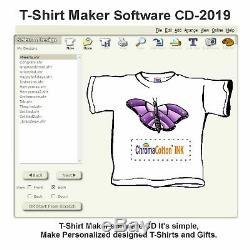 Epson Printer Machine Heat Transfer Ink X Cotton T-shirt + Rhinestone Start Kit