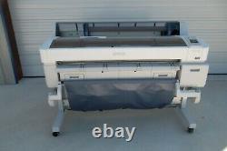 Epson SureColor SC-T7000 44 Printer CAD Plotter Wide Format Ethernet USB K213A